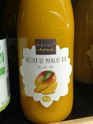 Nectar mangue - Produit