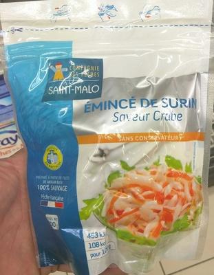 Emincé de Surimi Saveur Crabe - Produit - fr