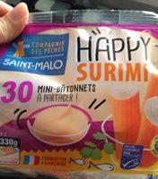 Happy Surimi avec mayonnaise - Ingrédients