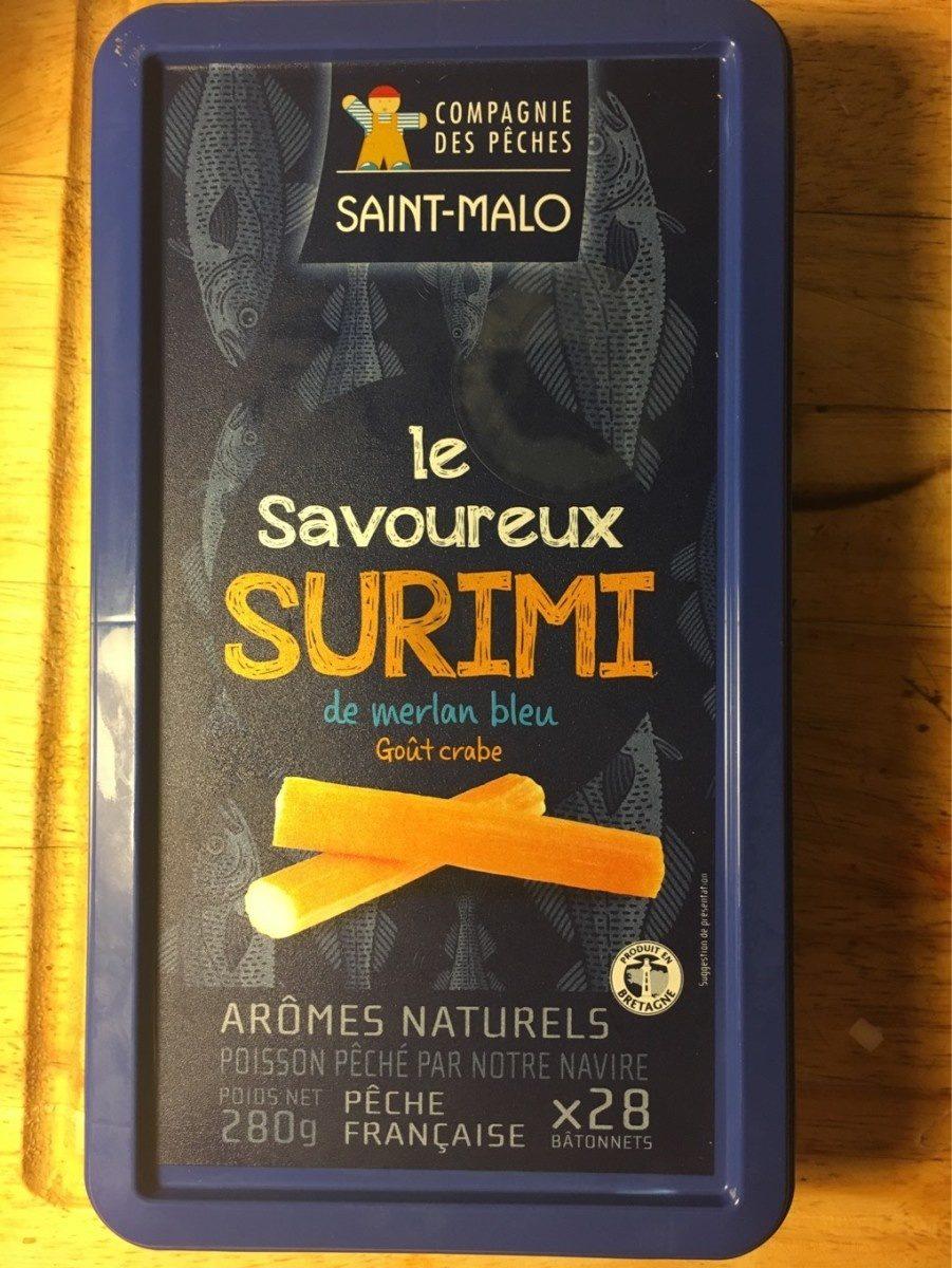 Le savoureux surimi - Produit - fr