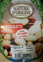 Flageolets verts - Ingredients - fr