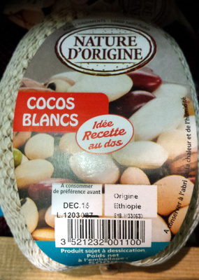 Cocos Blancs - Product - fr