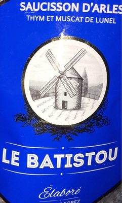 Saucisson d'Arles - Product - fr