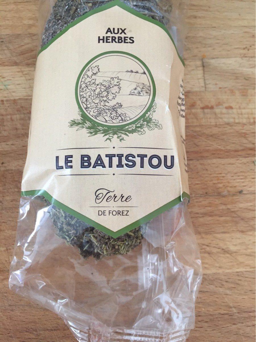 Saucisson pur porc enrobé aux herbes - Product - fr
