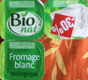 Fromage blanc biologique - Product