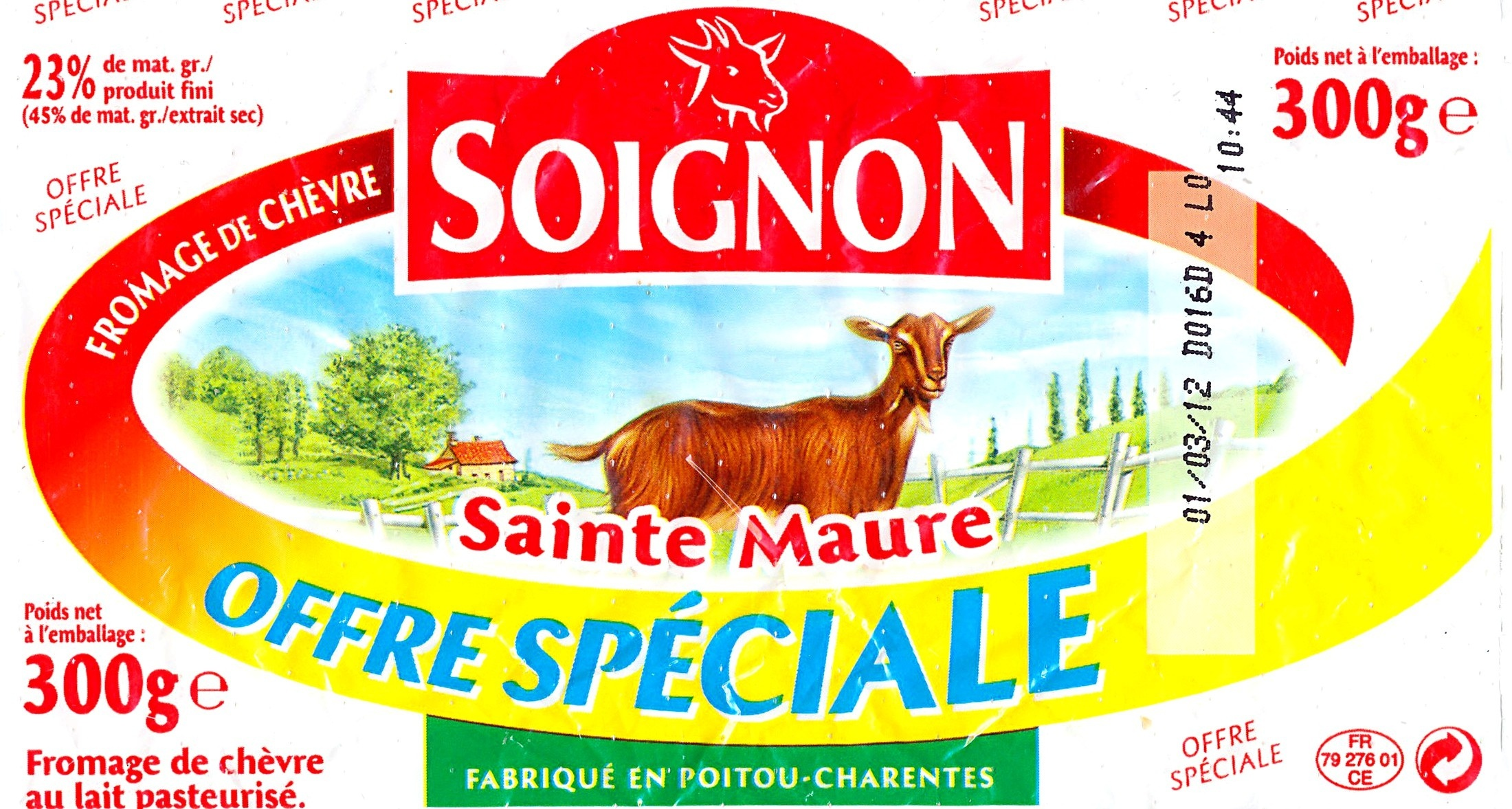 Sainte Maure - Product - fr