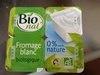 Fromage blanc biologique 0% - Product