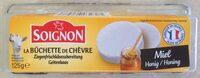 Bûchette de Chèvre Miel - Product - fr