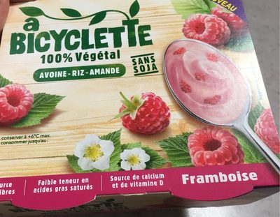 A bicyclette - Framboise - Product