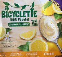 A Bicyclette Citron - Product