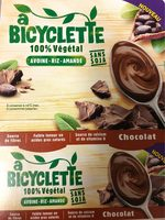 A Bicyclette - Chocolat - Product - fr