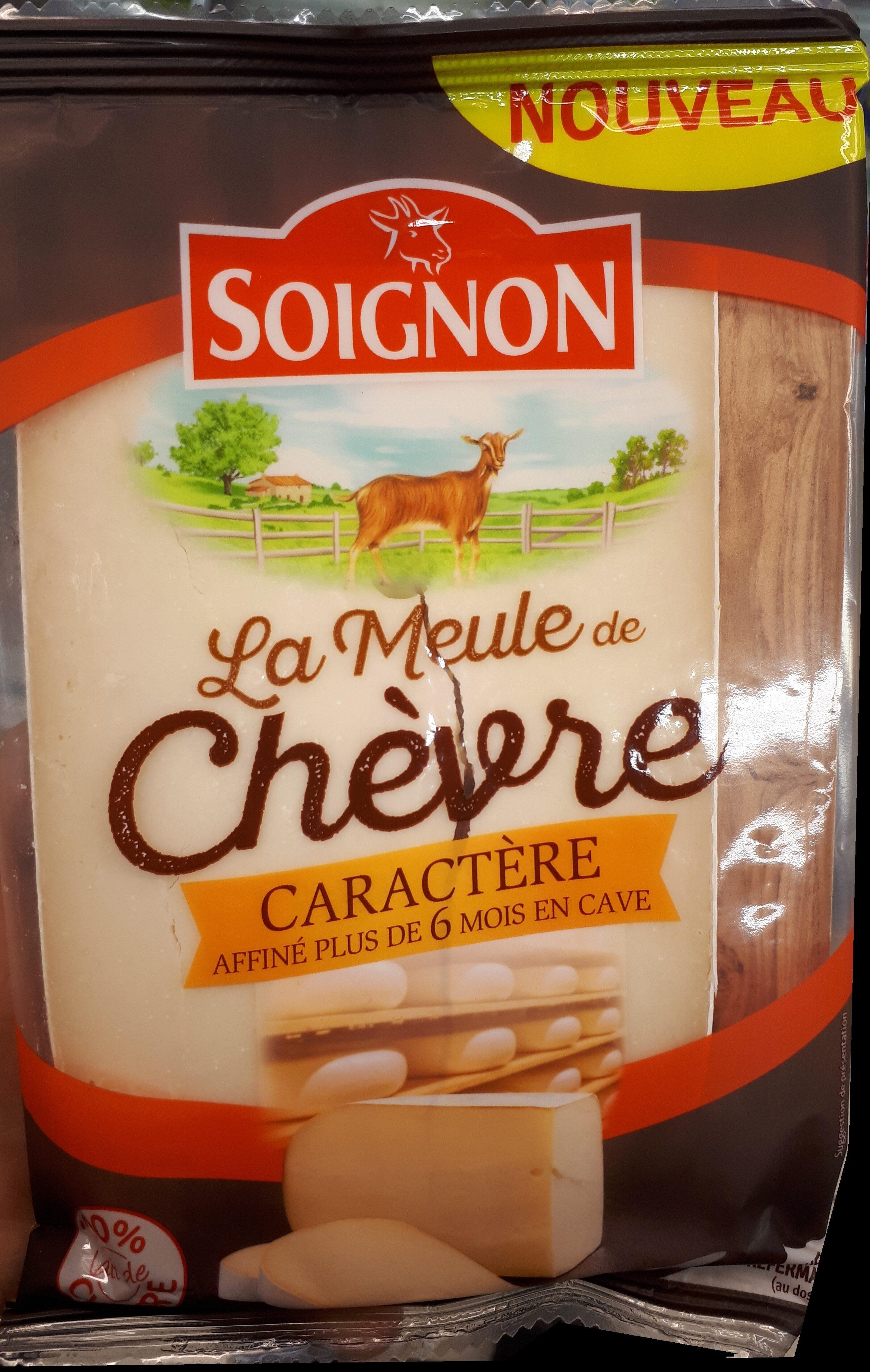 La meule de chèvre - Produit - fr