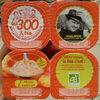 Nos brassés peche et abricot - Produit
