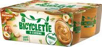 Dessert végétal noisette à l'avoine 4x100g - Produit - fr