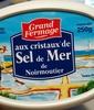 Beurre demi-sel aux cristaux de sel de mer (80 % MG) - Product