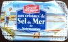 Beurre Demi Sel aux cristaux de Sel de Mer de Noirmoutier - Produit