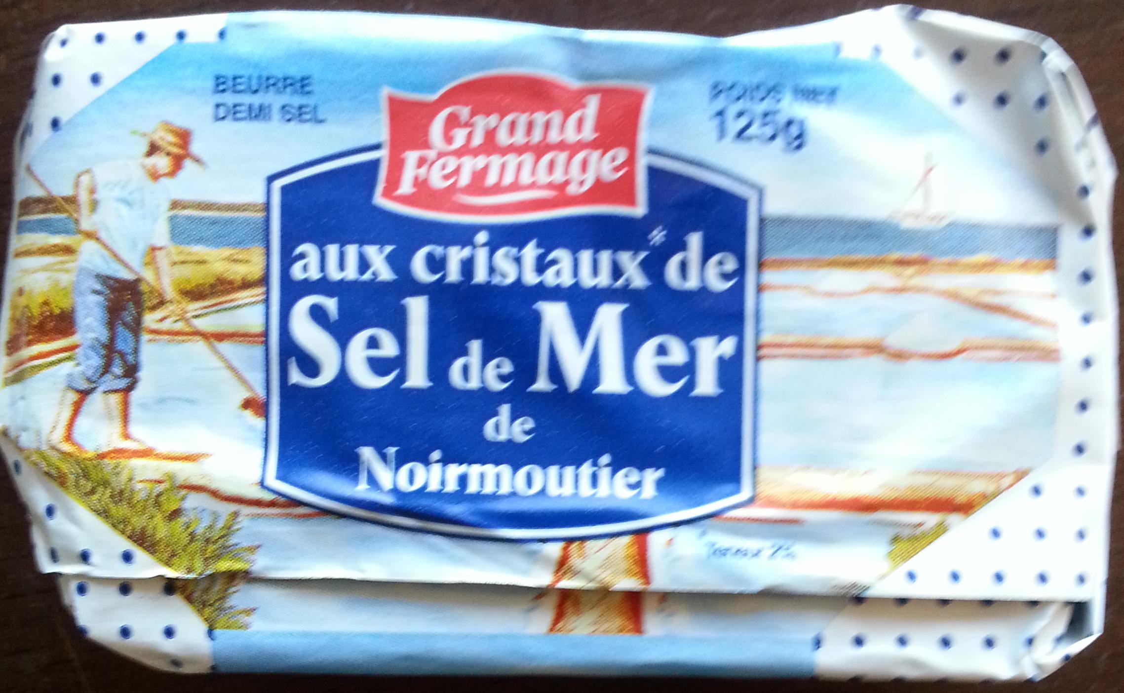 Beurre au Sel de mer de noirmoutier - Product
