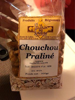 chouchou praliné - Product - fr