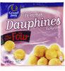 Pommes dauphines surgelées au four - Product