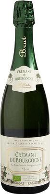 Crémant de Bourgogne - Produit - fr