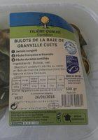 Bulot de la baie de granville cuits - Product - fr