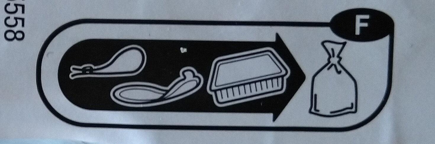 Rôti farcie au saumon et st jacques - Instruction de recyclage et/ou informations d'emballage - fr