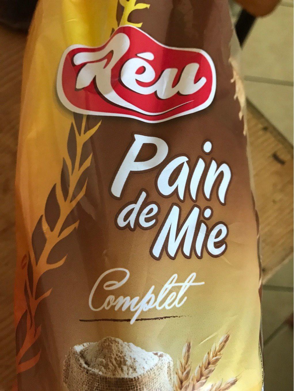 Pain de Mie Complet - Produit - fr