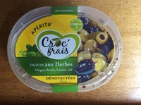 Olives aux Herbes - Product