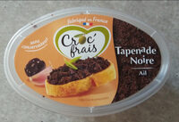 Tapenade noire - Product - fr