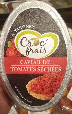 Caviar de tomates séchées - Product