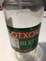 Blettes - Produit