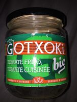 Tomate cuisinée bio - Produto - fr