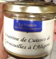 Frairine de cuisses de grenouilles à l'aligoté - Produit - fr