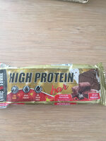 High Protein Barre 80 g - Saveur : Brownie - Product - fr