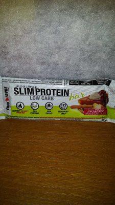 Eric Favre Slim'protein Bar Low Carb - Produit - fr