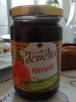 Les confitures demelin abricot - Produit - fr
