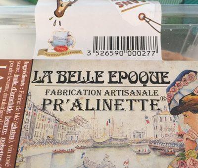 Pr'alinette - Produit