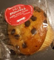 Muffin saveur Vanille Pépites de Chocolat - Produit - fr