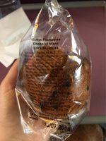 Rasberry white chocolate chunk muffin - Produit - fr