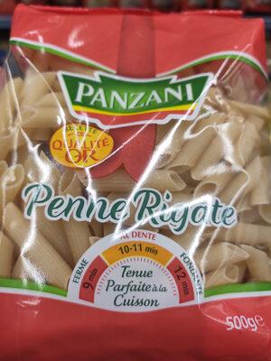 Penne Rigate - Produit