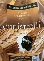 Canistrelli - Product - fr