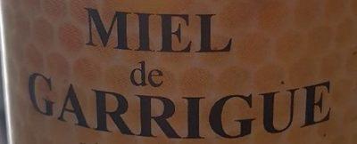 Miel de Garrigue - Ingredients