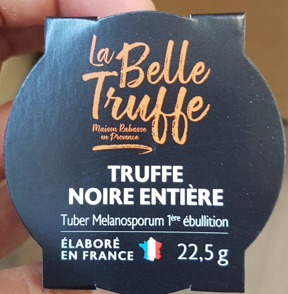 Truffe noire entière - Product - fr