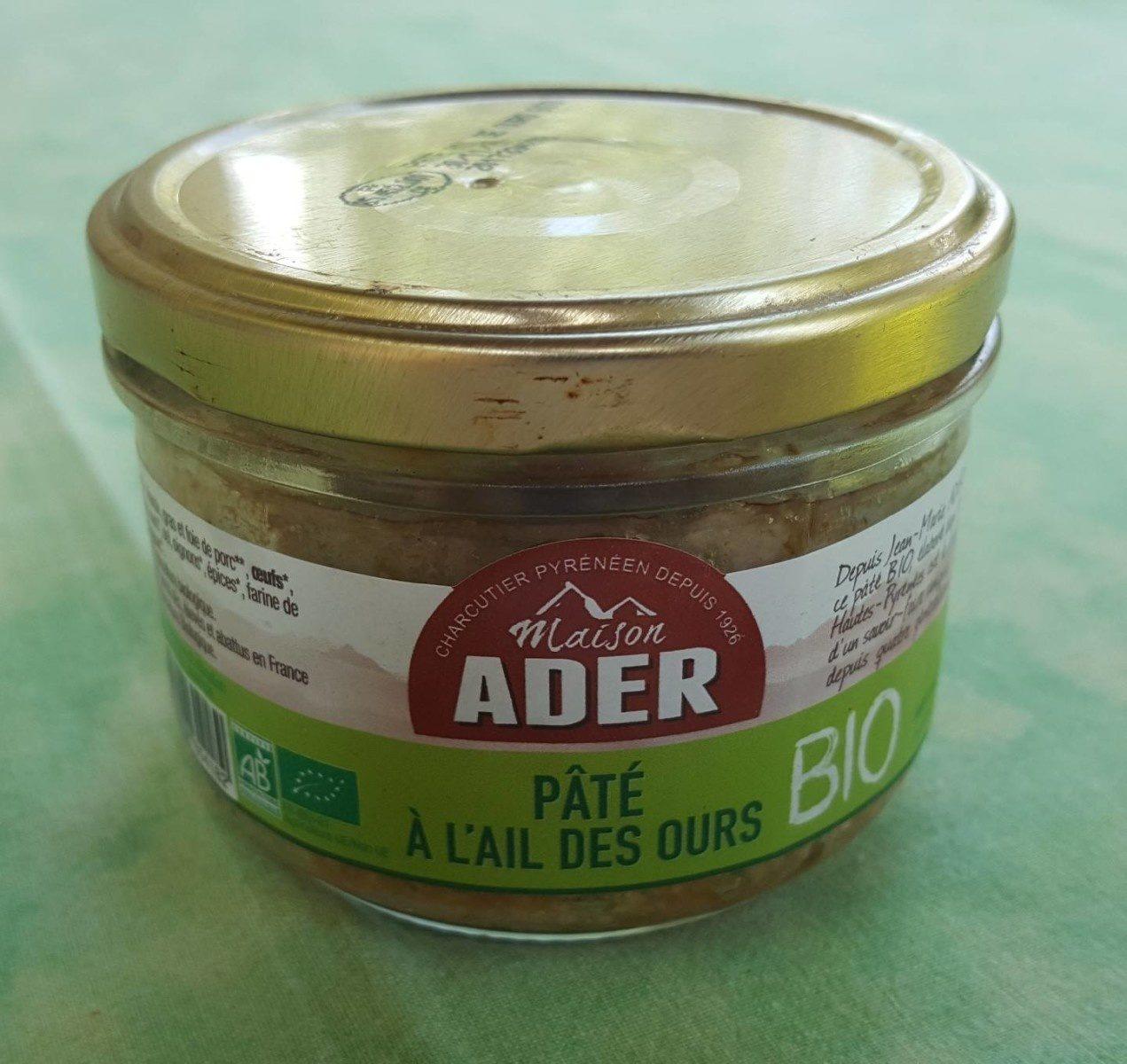 Pâte à l'ail des Ours - Product