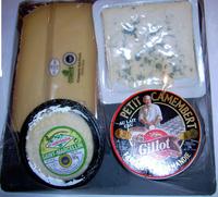 Plateau 4 fromages - Produit
