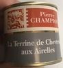 Terrine de chevreuil aux airelles - Product