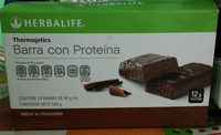 Barra con Proteína - Producto