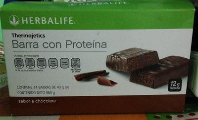 Barra con Proteína - Producto - es