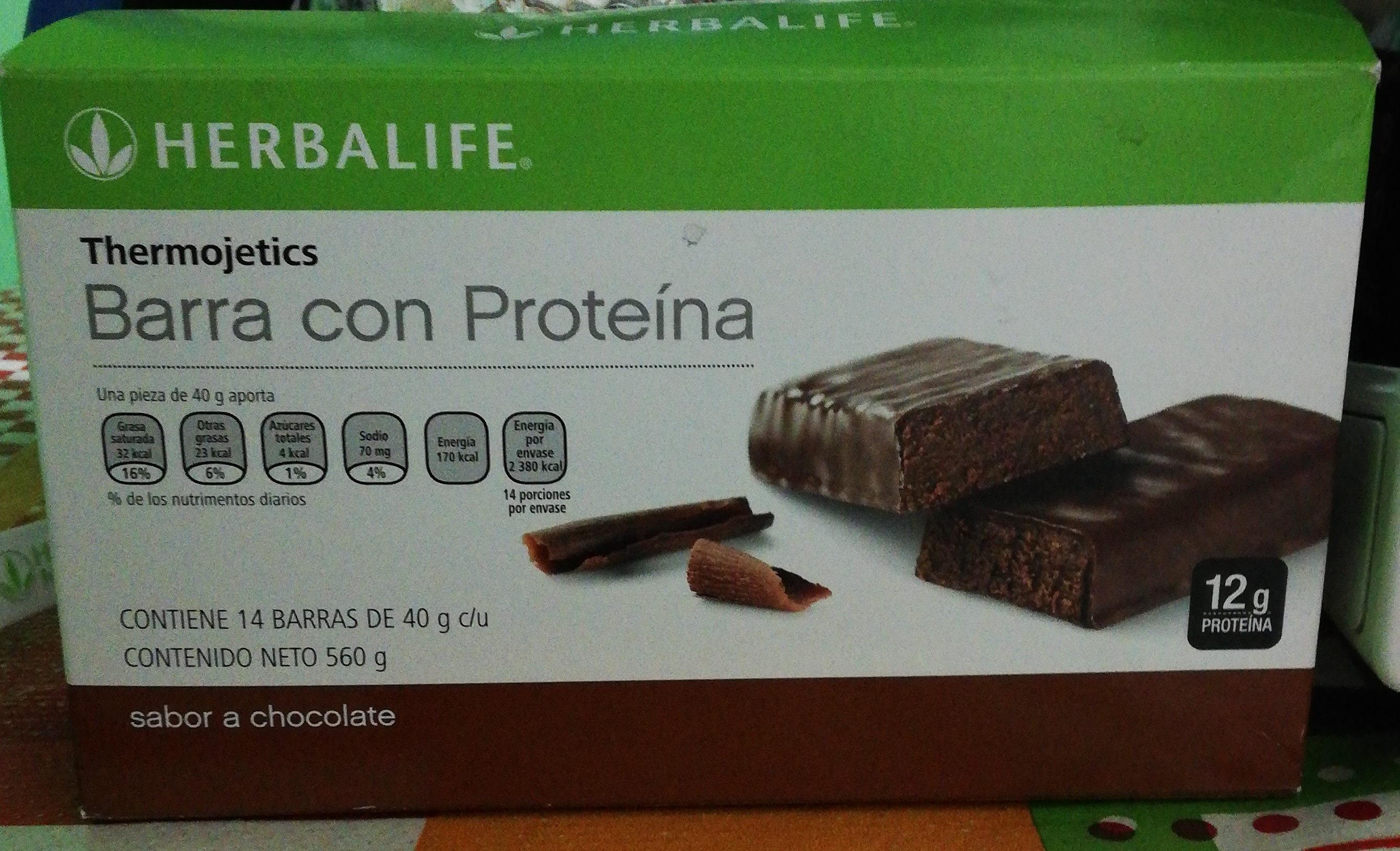 Barra con Proteína - Prodotto - es