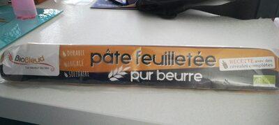 PATE FEUILLETÉE PUR BEURRE - Produit - fr